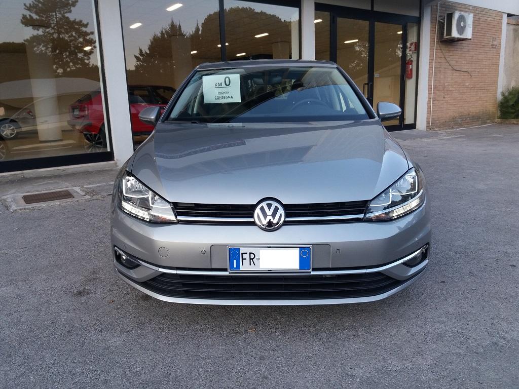 Volkswagen Golf 1.6 TDI Executive 115 cv (8)