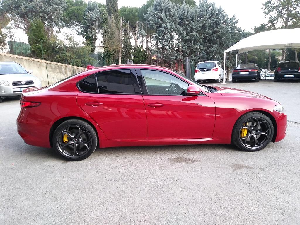 Alfa Romeo Giulia 2.2 Turbo Diesel 180 cv AT8 Super Sport Edition (6)