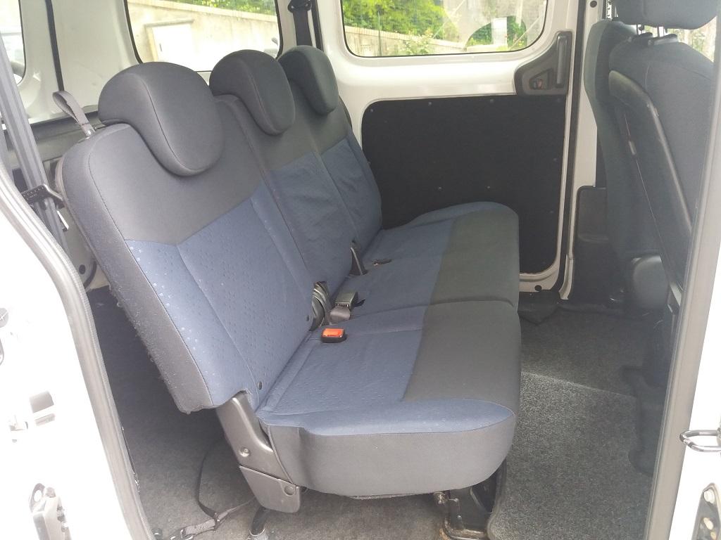 Nissan NV200 1.5 dCi 86 cv Combi Efficient (13)