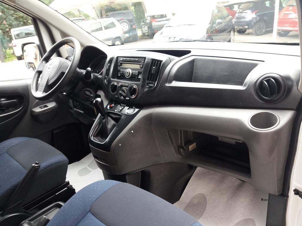 Nissan NV200 1.5 dCi 86 cv Combi Efficient (16)