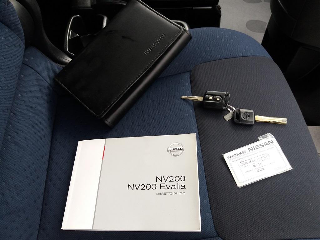 Nissan NV200 1.5 dCi 86 cv Combi Efficient (36)