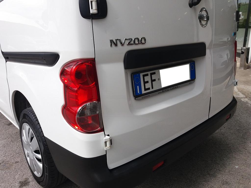 Nissan NV200 1.5 dCi 86 cv Combi Efficient (37)