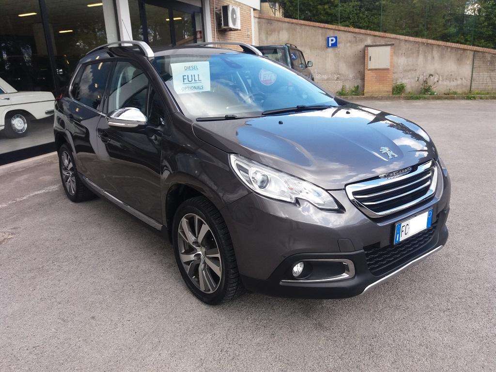 Peugeot 2008 BlueHDi 100 Allure (7)