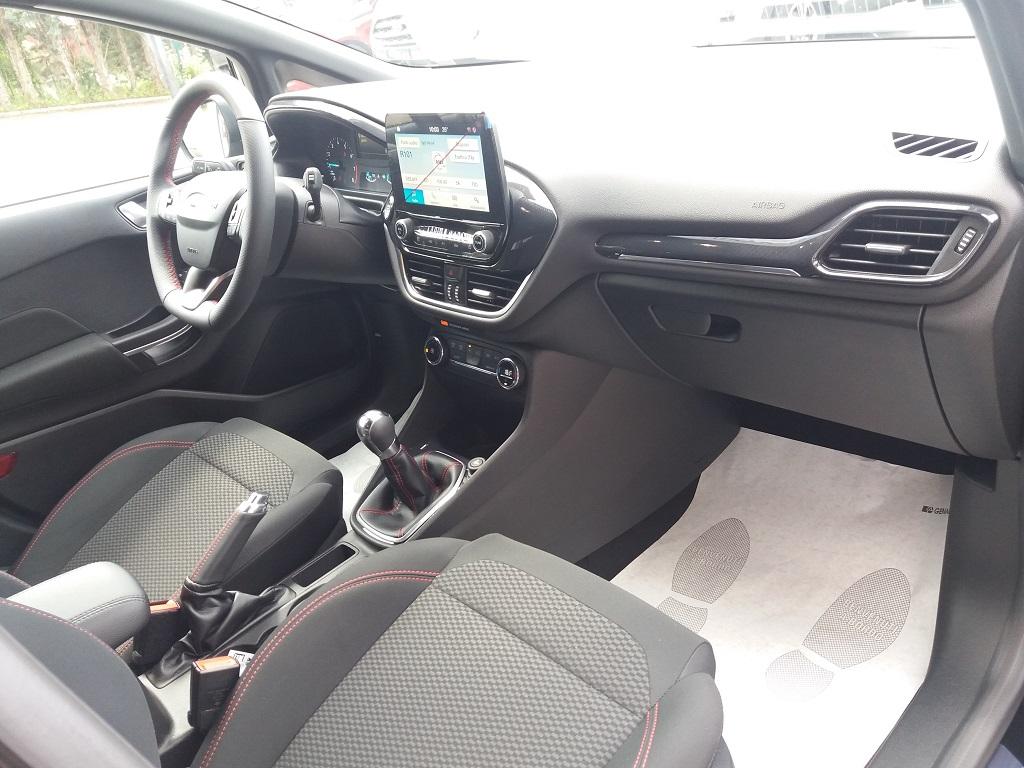 Ford Fiesta ST-Line 1.1 85 cv 5p (14)