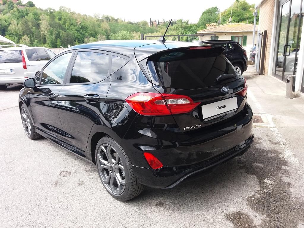 Ford Fiesta ST-Line 1.1 85 cv 5p (3)