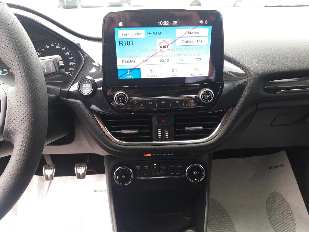 Ford Fiesta ST-Line 1.1 85 cv 5p (8)