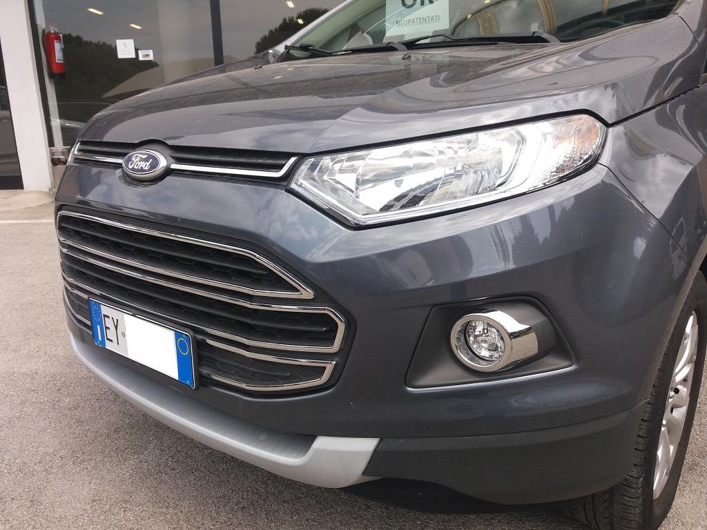 Ford EcoSport 1.5 TDCi 90 cv Titanium (20)