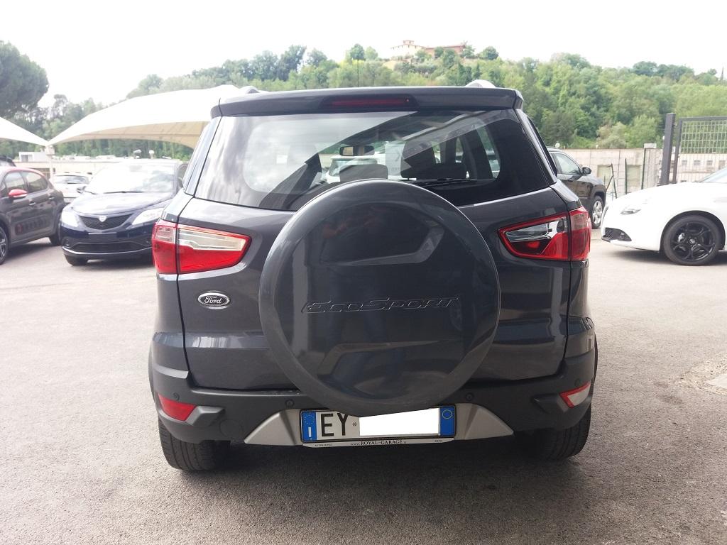 Ford EcoSport 1.5 TDCi 90 cv Titanium (4)