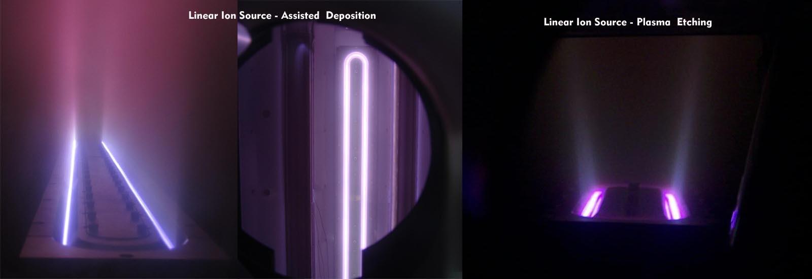 PECVD Thin Film Coating Machine, Ion Source Plasma Enhanced PVD Deposition System