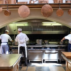 Kitchen Chief Hot Water For Sink Inside The Royal Kitchens At Windsor Castle Family We Ve Even Had Old Staff Contacting Us If Need Some Extra Support Says Mark Head Chef Of