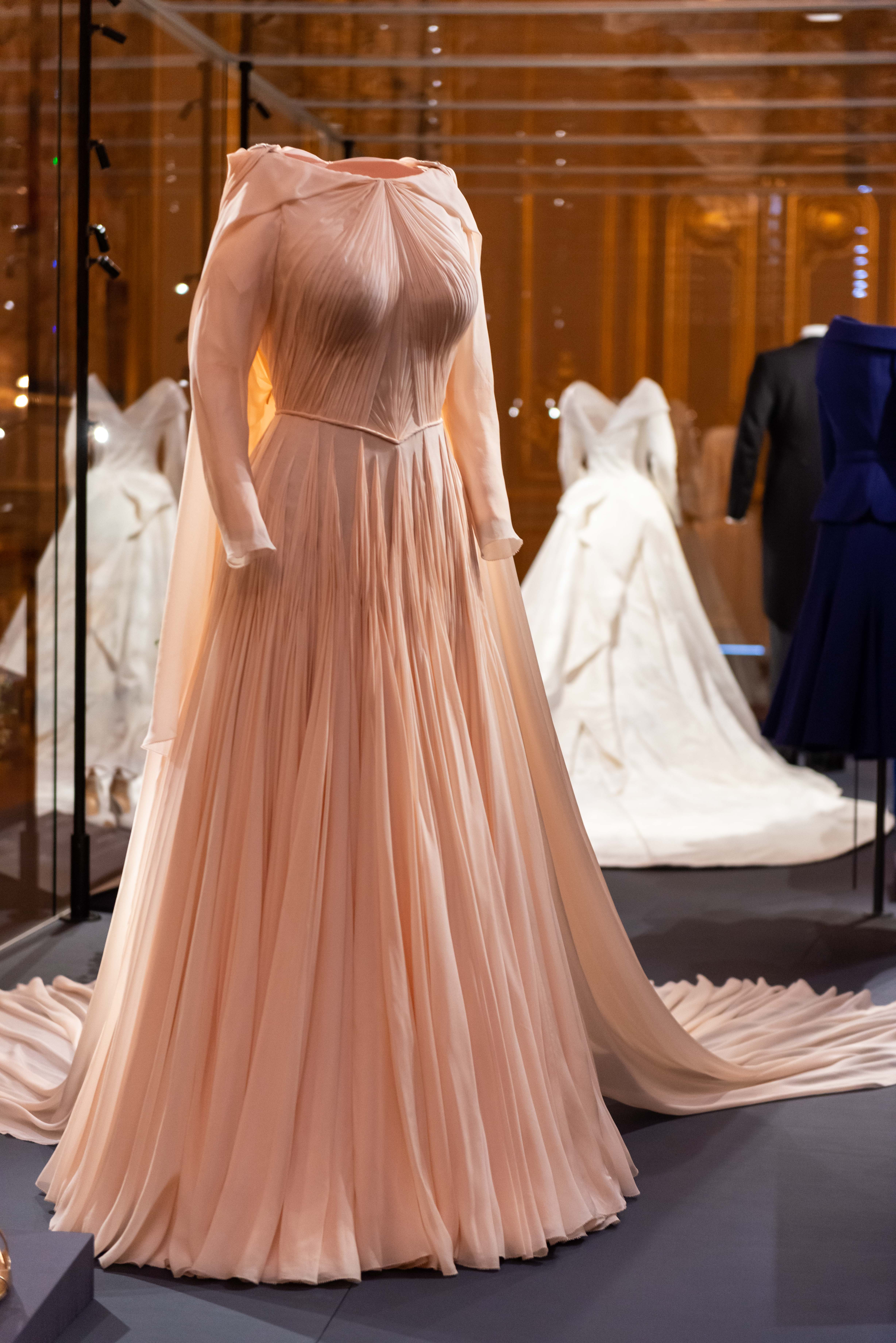 Princess Eugenie and Jack Brooksbanks wedding outfits to