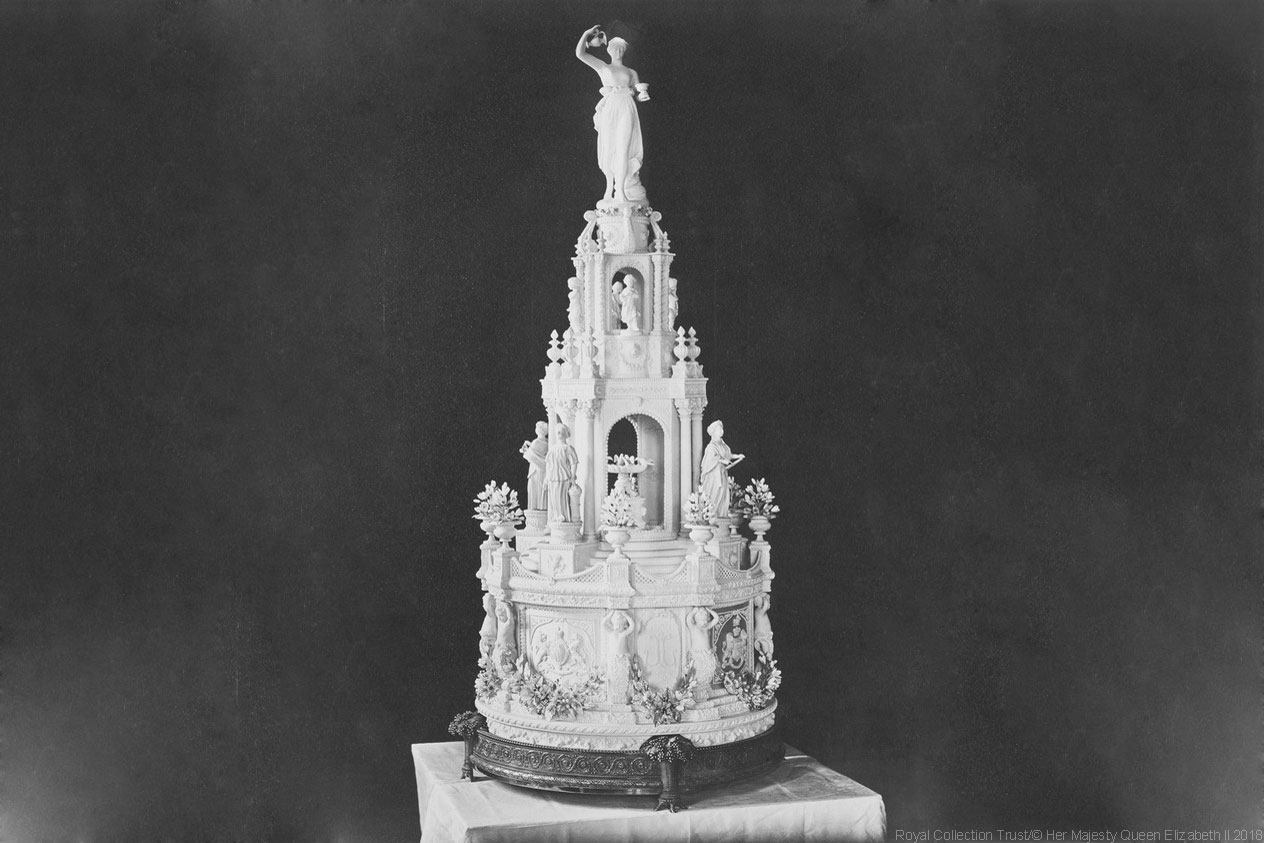 princess louise daughter of queen victoria wedding cake