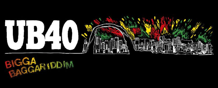 UB40 Bigga Baggariddim UK TOUR 2021