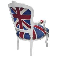 union jack armchair - 28 images - union jack wingback ...