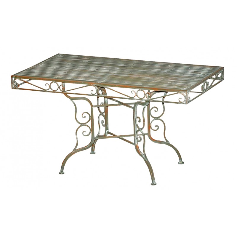 Table Fer Forg Extrieur Table Fer Forg Extrieur Luxe