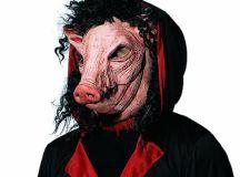 Paper Magic Group Saw Movie, Pig Mask - Royal Bacon Society