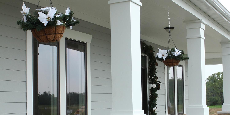 to install column wraps
