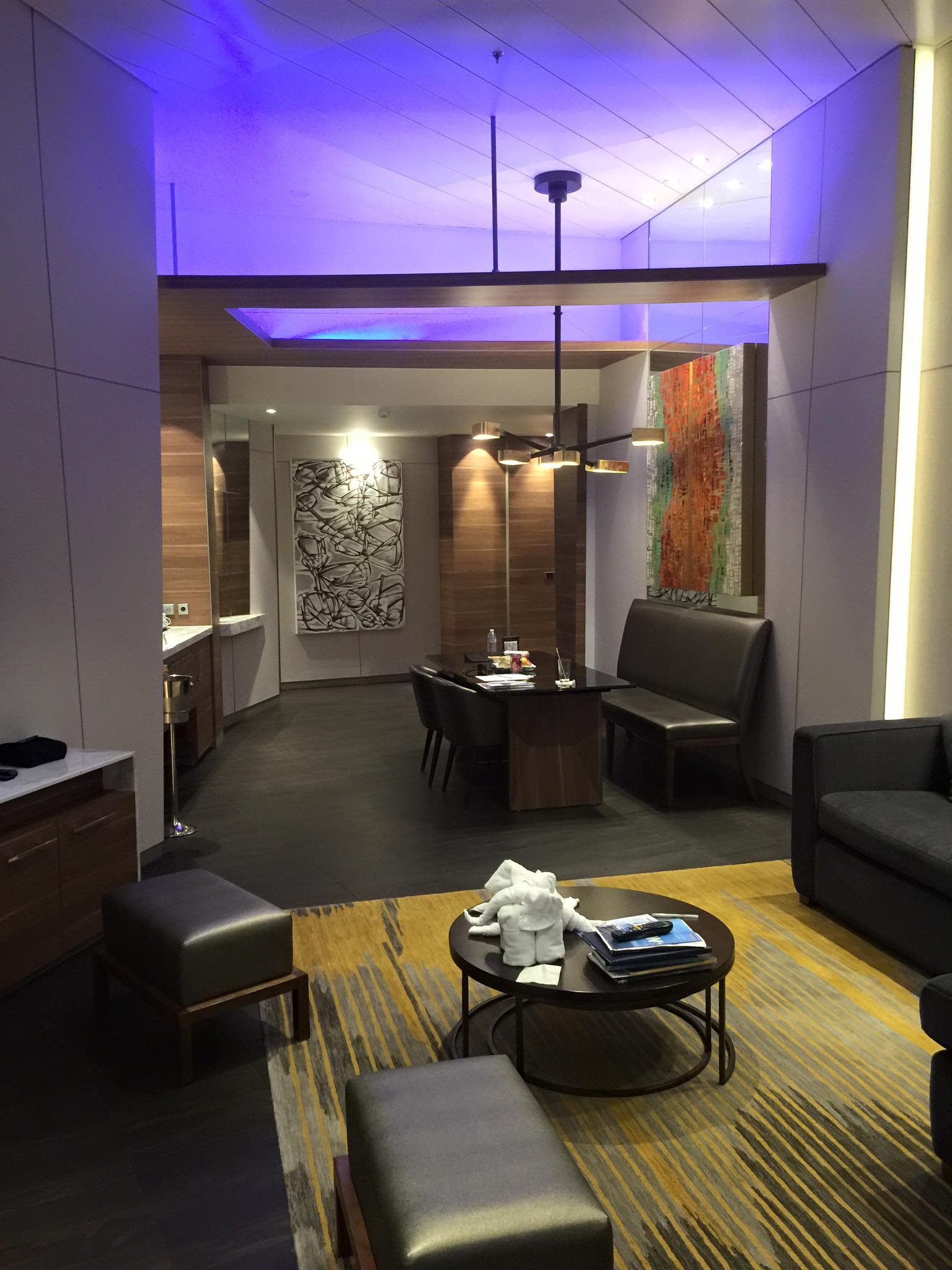 Photo tour of Royal Suite on Royal Caribbeans Oasis of the Seas  Royal Caribbean Blog