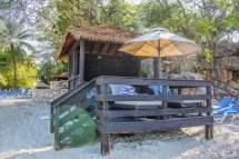 Barefoot Beach Cabanas Royal Caribbean