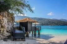Royal Caribbean Labadee Cabanas Barefoot Beach