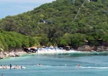 Royal Caribbean Labadee Cabanas