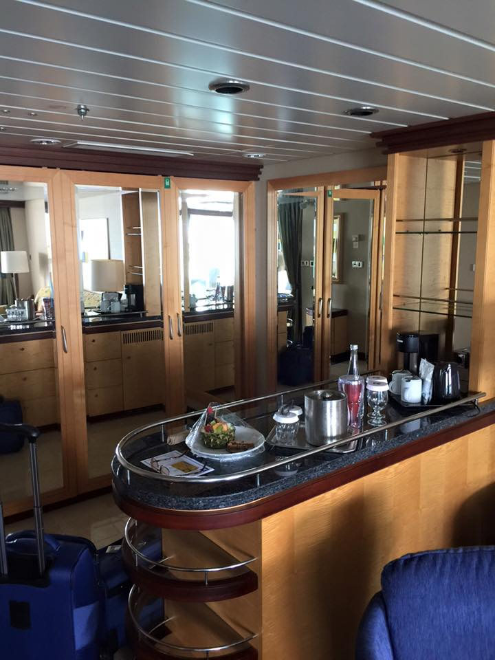 Photo tour of Grand Suite on Royal Caribbeans Freedom of