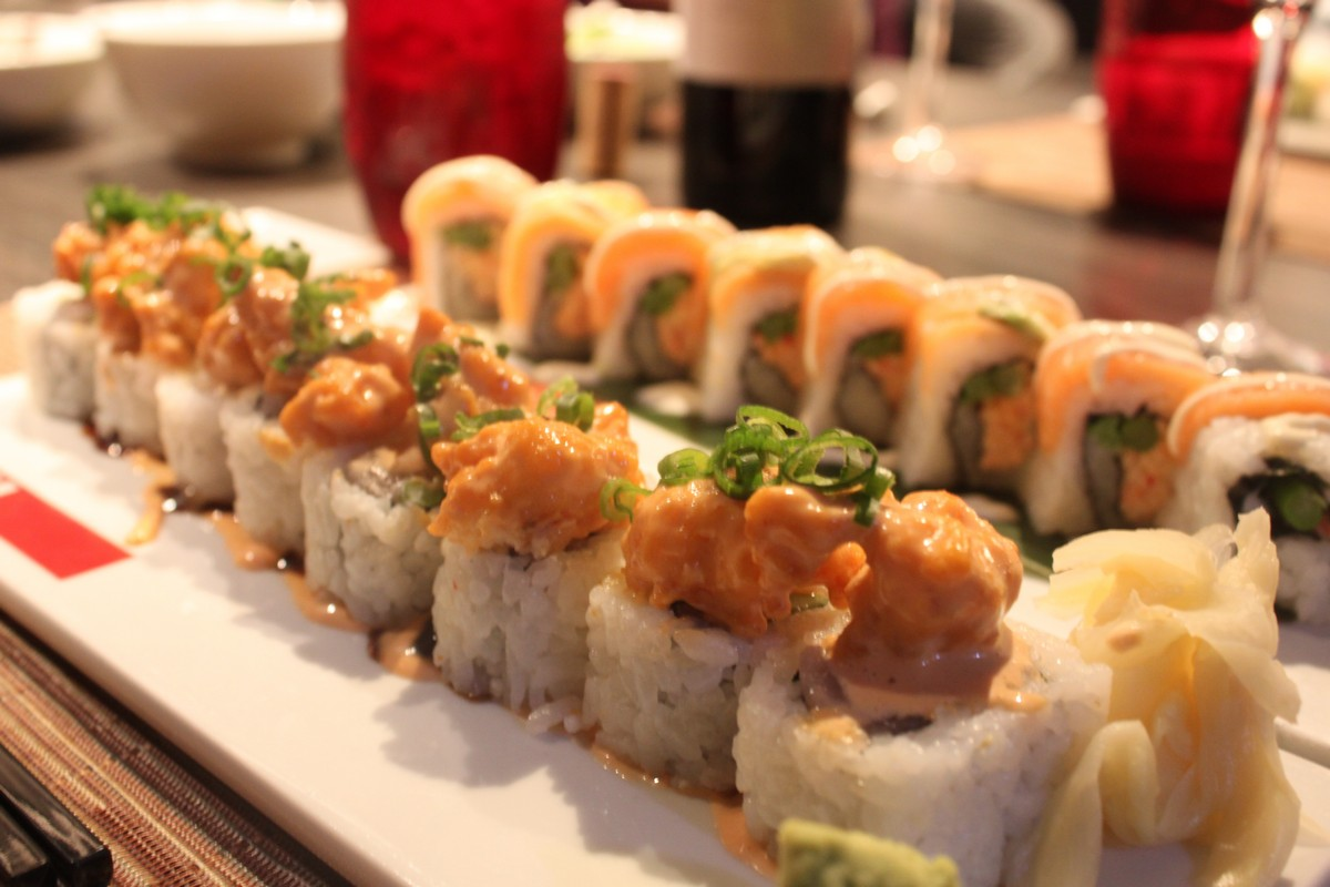 Review Izumi On Allure Of The Seas Royal Caribbean Blog