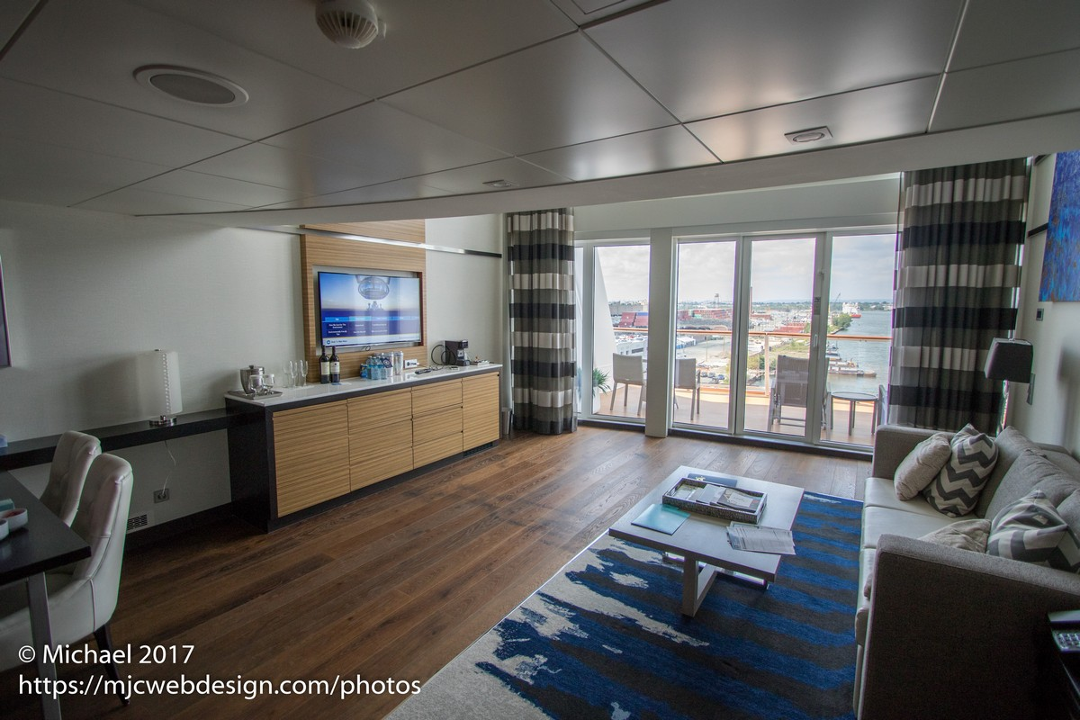 Royal Caribbean Anthem of the Seas Grand Loft Suite Photo Tour  Royal Caribbean Blog