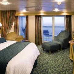 Sofa Bed Boards Support Simmons Editor Bonded Leather Sectional Everything About Royal Caribbean's Junior Suites | ...