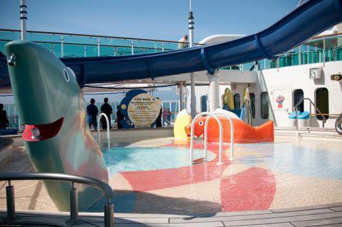 kids lounge chairs black velvet chair covers everything you wanted to know about royal caribbean's pools | caribbean blog