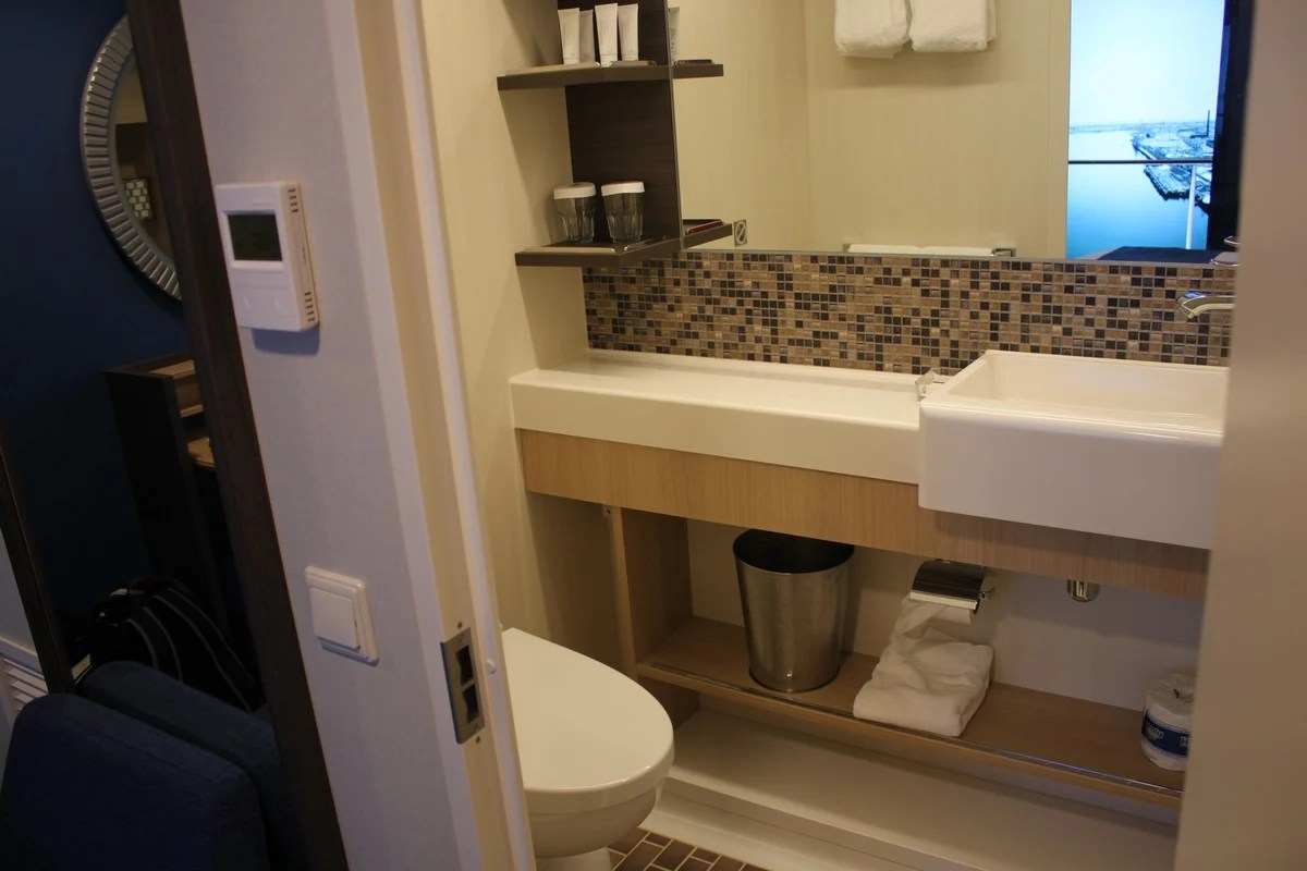 Photo tour of Category L Large Interior Stateroom with Virtual Balcony  Royal Caribbean Blog