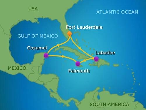 Port Charlotte Florida Map