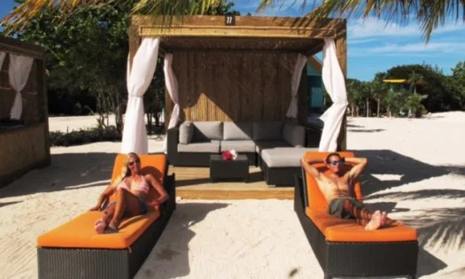 Spotted CocoCay Beach Bungalows at South Beach  Royal Caribbean Blog