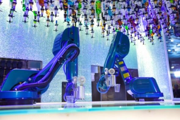 Risultati immagini per baristi robotici harmony