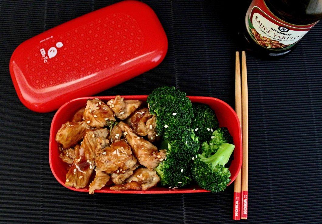 Poluet sauce asiatique