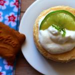 Key lime pie de Martha Stewart