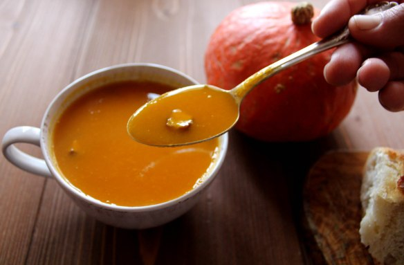 soupe courge butternut veloute