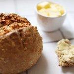 Irish bread aux flocons d'avoine