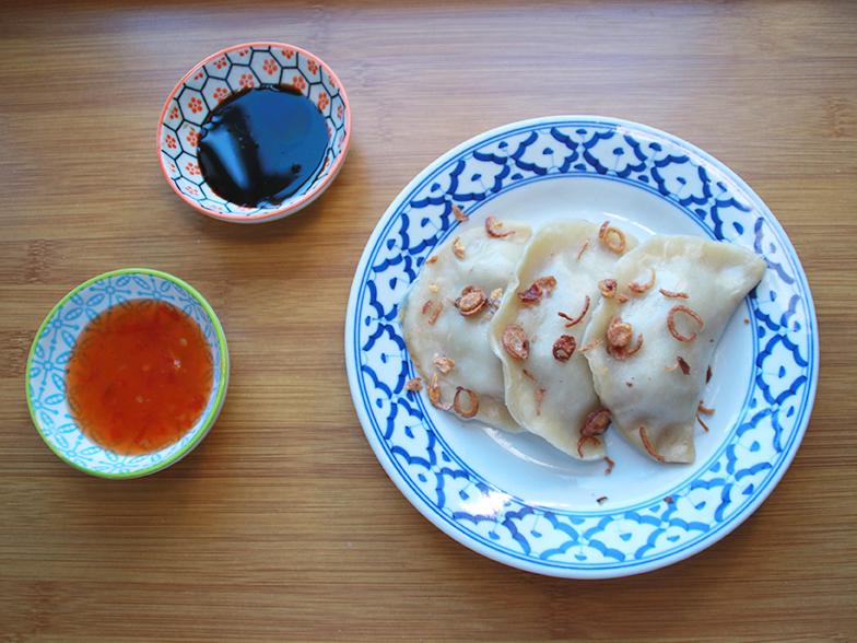Dim Sum - Raviolis Pekinois 1