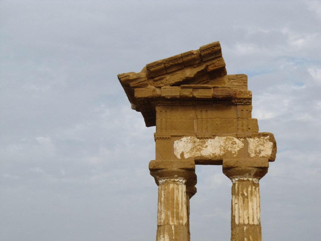vallée des temples - sicile