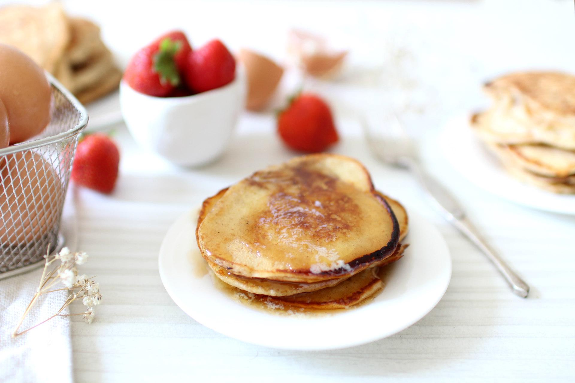 Recettes Pancakes Facile Et Rapide