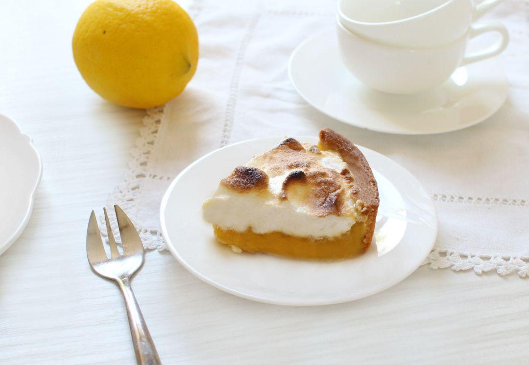 tarte citron meringuee recette