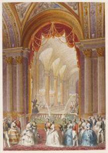 Rcin 920080 - Fountain In Salle Des Cariatides