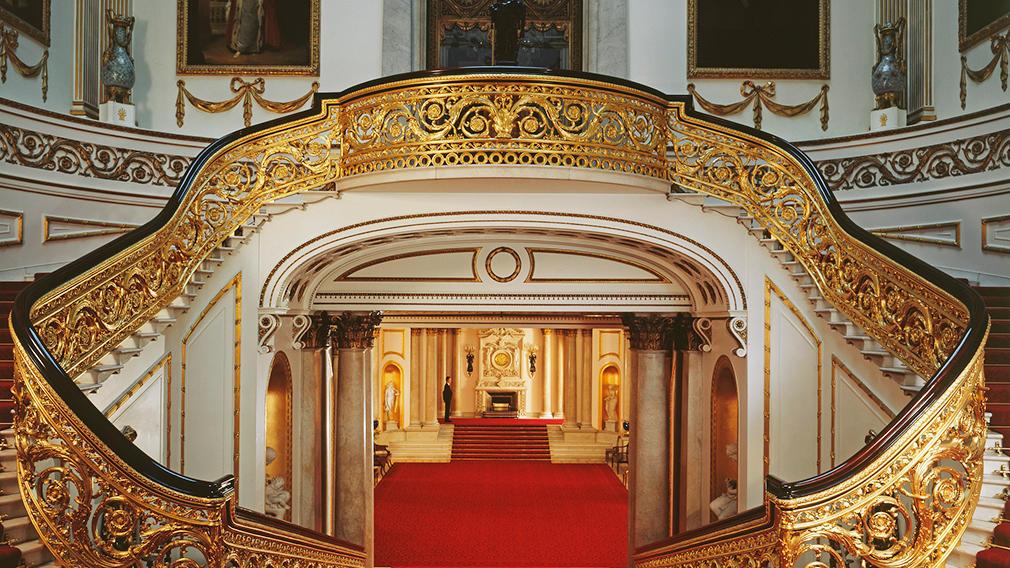 Highlights of Buckingham Palace