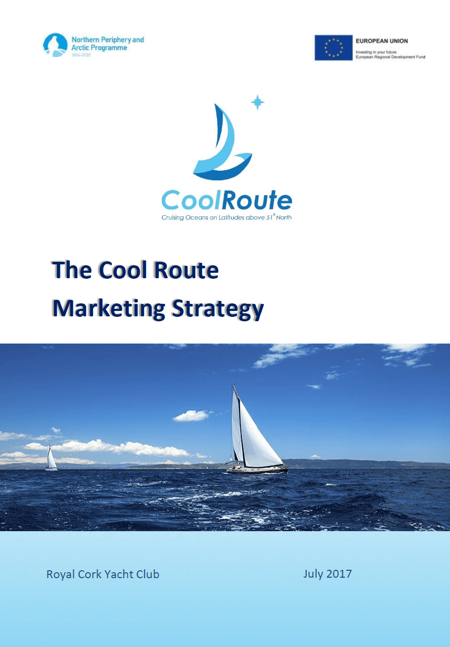 Cool Route Publishes its Marketing Strategy  Royal Cork Yacht Club