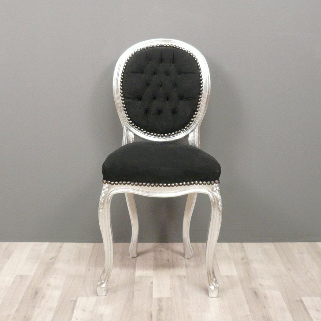 Petite chaise baroque de style Louis XV  Chaises baroques