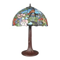 Tiffany lamp bird - Tiffany lamps art nouveau