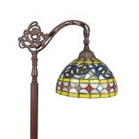 Tiffany floor lamp art nouveau - Tiffany lamps