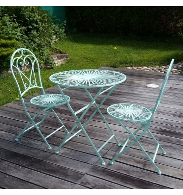 Photo Gallery  Garden furniture wrought iron  Garden furniture