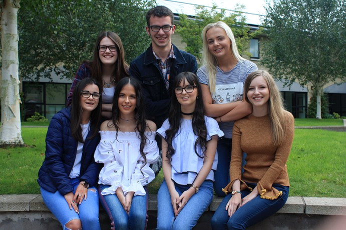 Julie Orr, Reuben Morrow, Lauren Hudson, Claire Davison, Natalie Graham-Mulgrew, Nadine Graham-Mulgrew and Suzanne Bell achieved at least 2 A* or A grades and 1 B grade